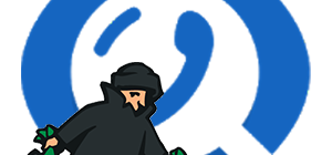 Get Contact мошенничество лого